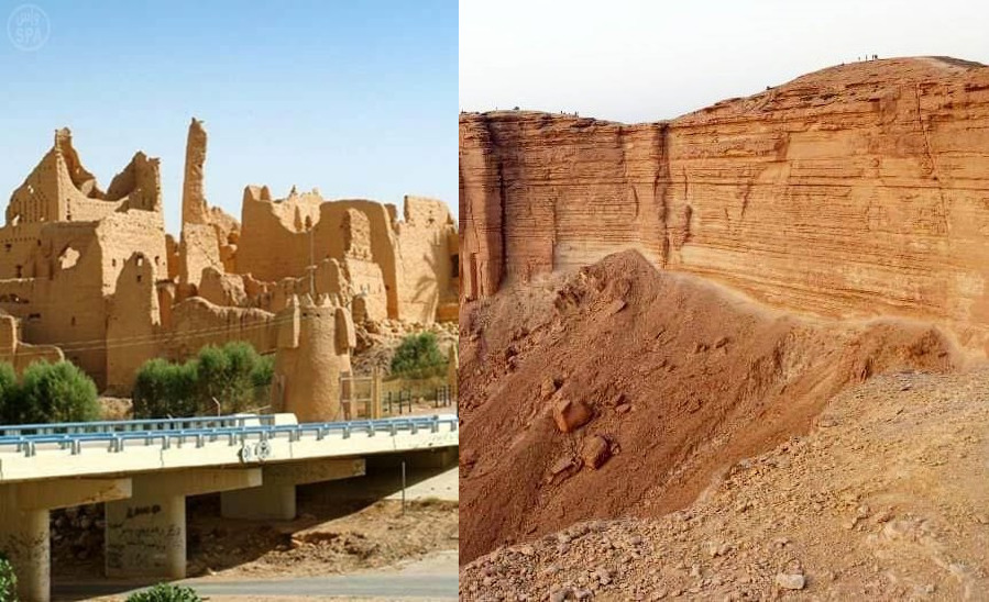 HISTORICAL DIRIYYAH & EDGE OF THE WORLD EXCURSION